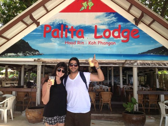 Palita Lodge: Hotel Restaurant