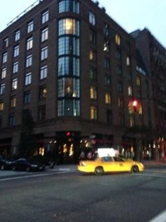 Greenwich Hotel: hotel