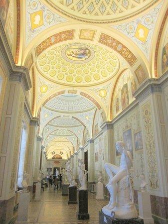 Musée de l'Ermitage : Interior.
