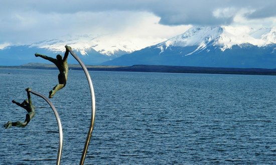 Noi Indigo Patagonia: view from room