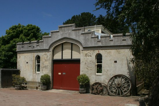 Larnach Castle Stables