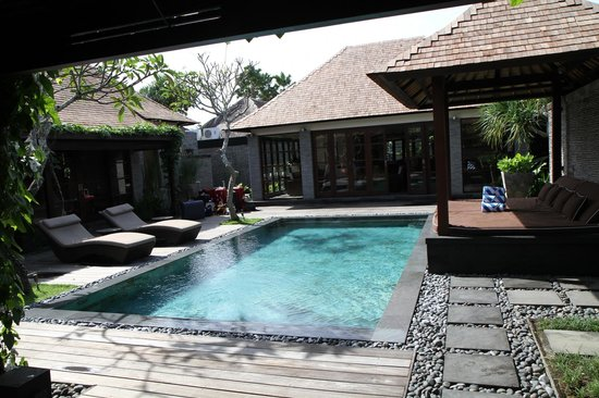 Peppers Seminyak: view from master