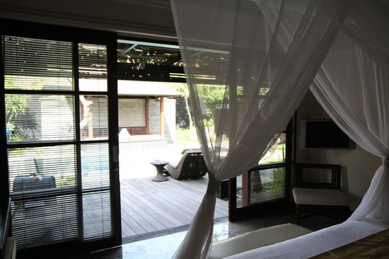Peppers Seminyak: view from room