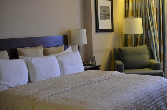 Miami International Airport Hotel: room