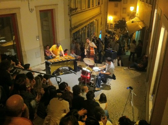 Bar Quebra: Jazz@Quebra 2013