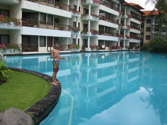 The Laguna, a Luxury Collection Resort & Spa: Pools up to rooms