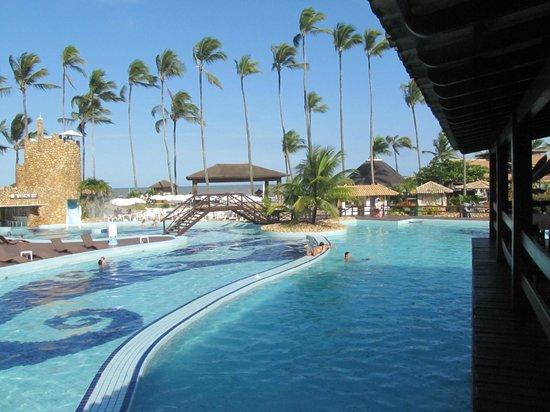 Cana Brava All Inclusive Resort: Vista do Restaurante