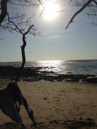 Playa Avellana: Calm waters