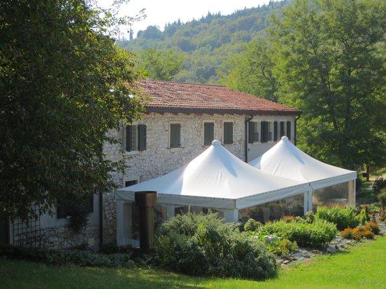 Agriturismo Delo Relais: The Villa