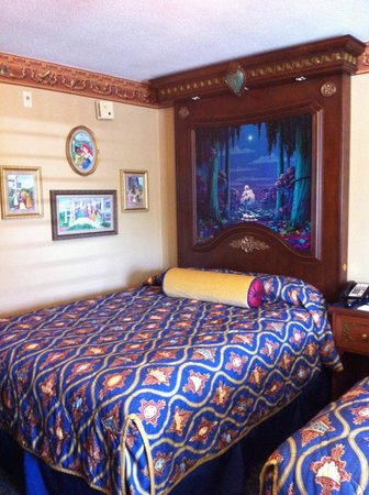 Disney S Port Orleans Resort Riverside Lovely Princess Room