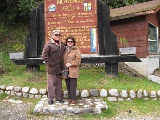 Hotel Natura Patagonia: Llegamos