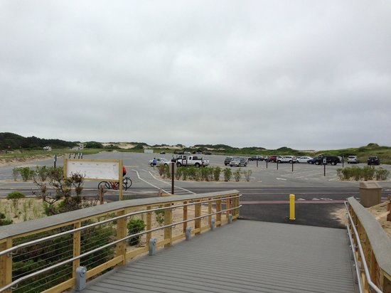 Herring Cove Beach: handicapped accessible and clean