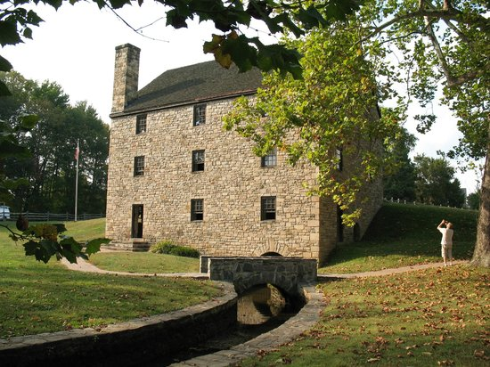 Crowne Plaza Hotel Old Town Alexandria: Grist Mill close to the hotel