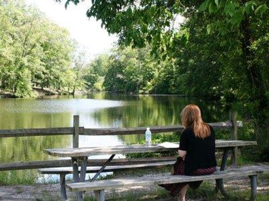 Suffolk, VA: Sleepy Hole Park Lake