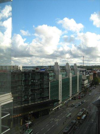 Adelle Apartments: вид из окна (№61)