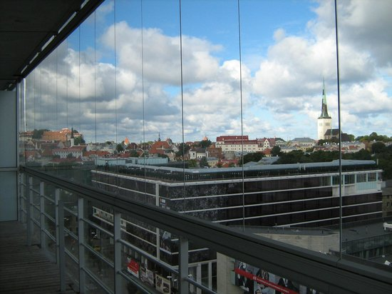 Adelle Apartments: Старый город с балкона (№61)