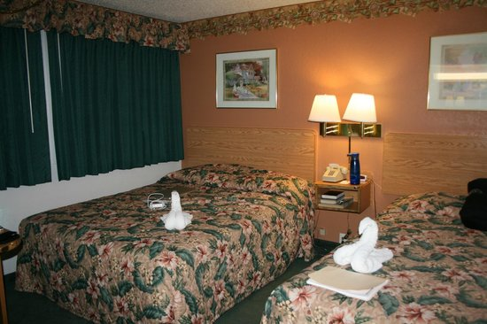 Mt. Rushmore's White House Resort: Room