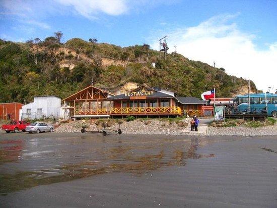 Islotes de Punihuil : Lo mejor! los restaurantes
