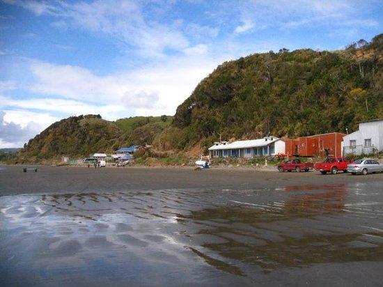 Islotes de Punihuil : No hay camino, se llega por la arena