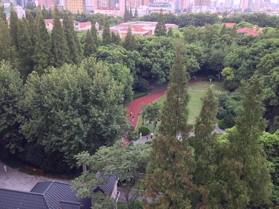 Hengshan Picardie Hotel : sight from my room