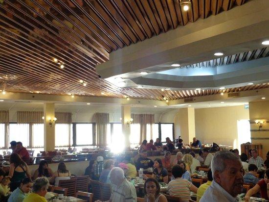 Caesar Premier Tiberias: Restaurante