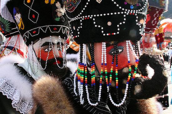 Tepozteco: Carnival in Tepoztlan (easter)