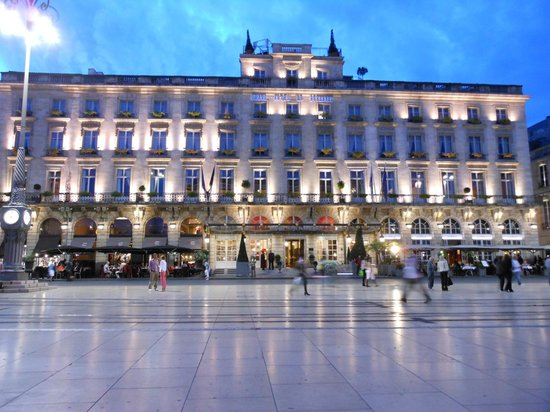 Bar picture of intercontinental bordeaux le grand hotel for Hotels bordeaux