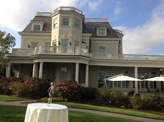 The Chanler at Cliff Walk: Perfect!