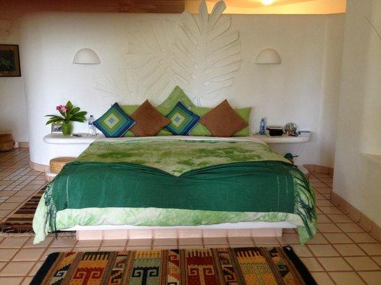 كازا كونتينتا: The bedroom