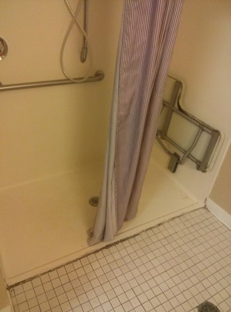 Crossland Economy Studios - Fort Lauderdale - Commercial Blvd.: bathroom
