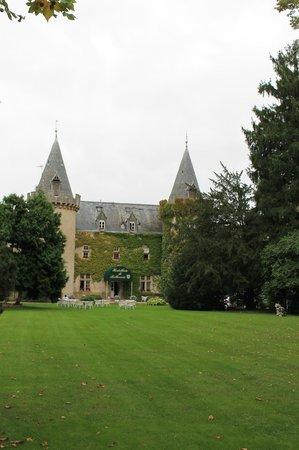 Chateau de Bellecroix : Hotel