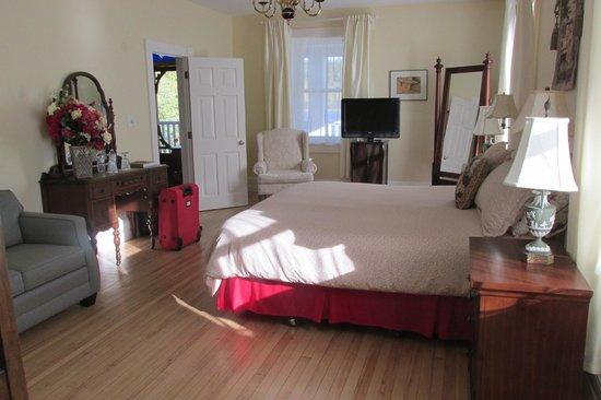 The Queen's Inn: Suite