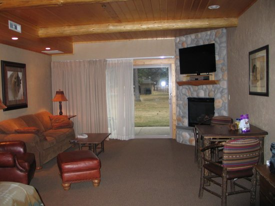 Best Western Ponderosa Lodge: The Room