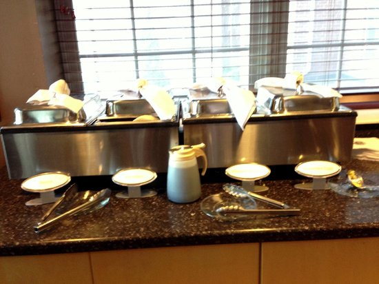 University Guest House & Conference Center : Buffet