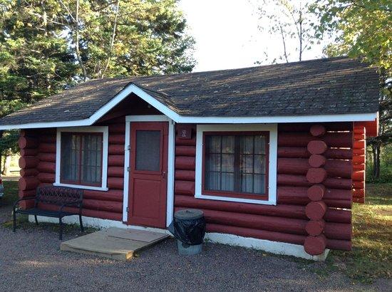 Lamb's Resort: Cabin # 2