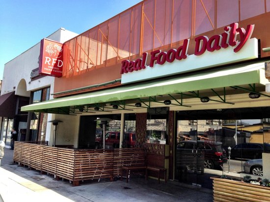Real Food Daily Delivery West Hollywood
