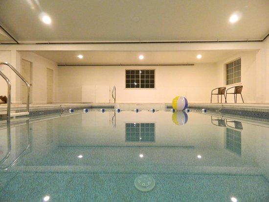 Moosehead Trail Motor Lodge : Indoor Pool Area