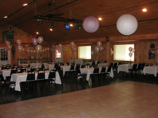 Weding Reception In Function Hall Photo De Moosehead