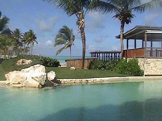 Sanctuary Cap Cana by AlSol: from our patio in room