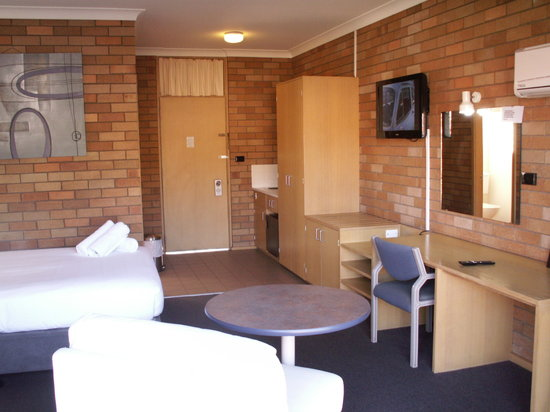 Court Street Motel: Modern and tastefully refurbished rooms.