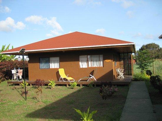 Marae Premium Cabins: Our cabin at Marae
