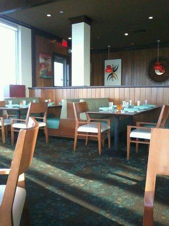 Rusty Pelican: Restaurant
