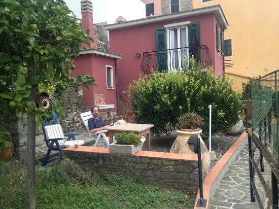 Corniglia waterfront - Picture of Bed and Breakfast Le Terrazze ...