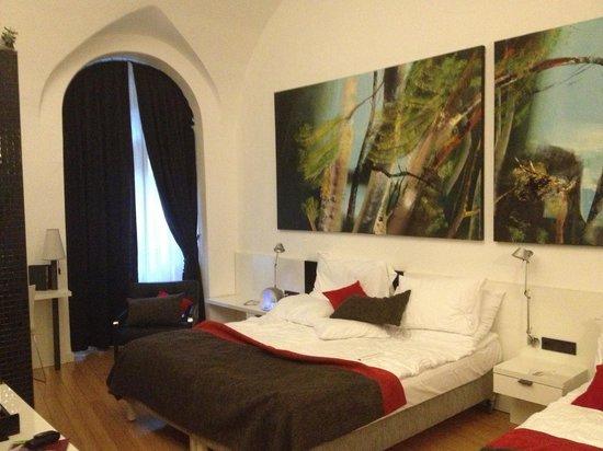 Bohem Art Hotel  |  V. district 35., Molnár street, Budapeste H-1056, Hungria