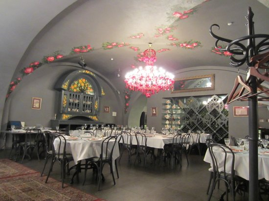 Sadko : Restaurant Interior