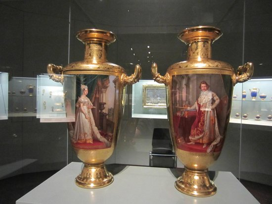 Bayerisches Nationalmuseum: Royal porcelain