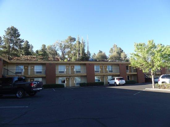 Travelodge Flagstaff : o hotel