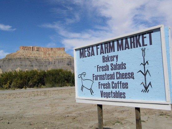 Caineville, UT: Mesa Farm Market