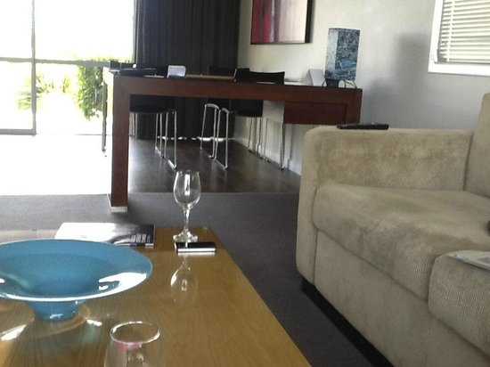 Marlborough Vintners Hotel: The wine - the comfort - what more do  you want?