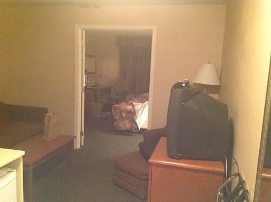 Ramada Clairmont/Grande Prairie: suite